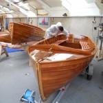 Varnishing TW520