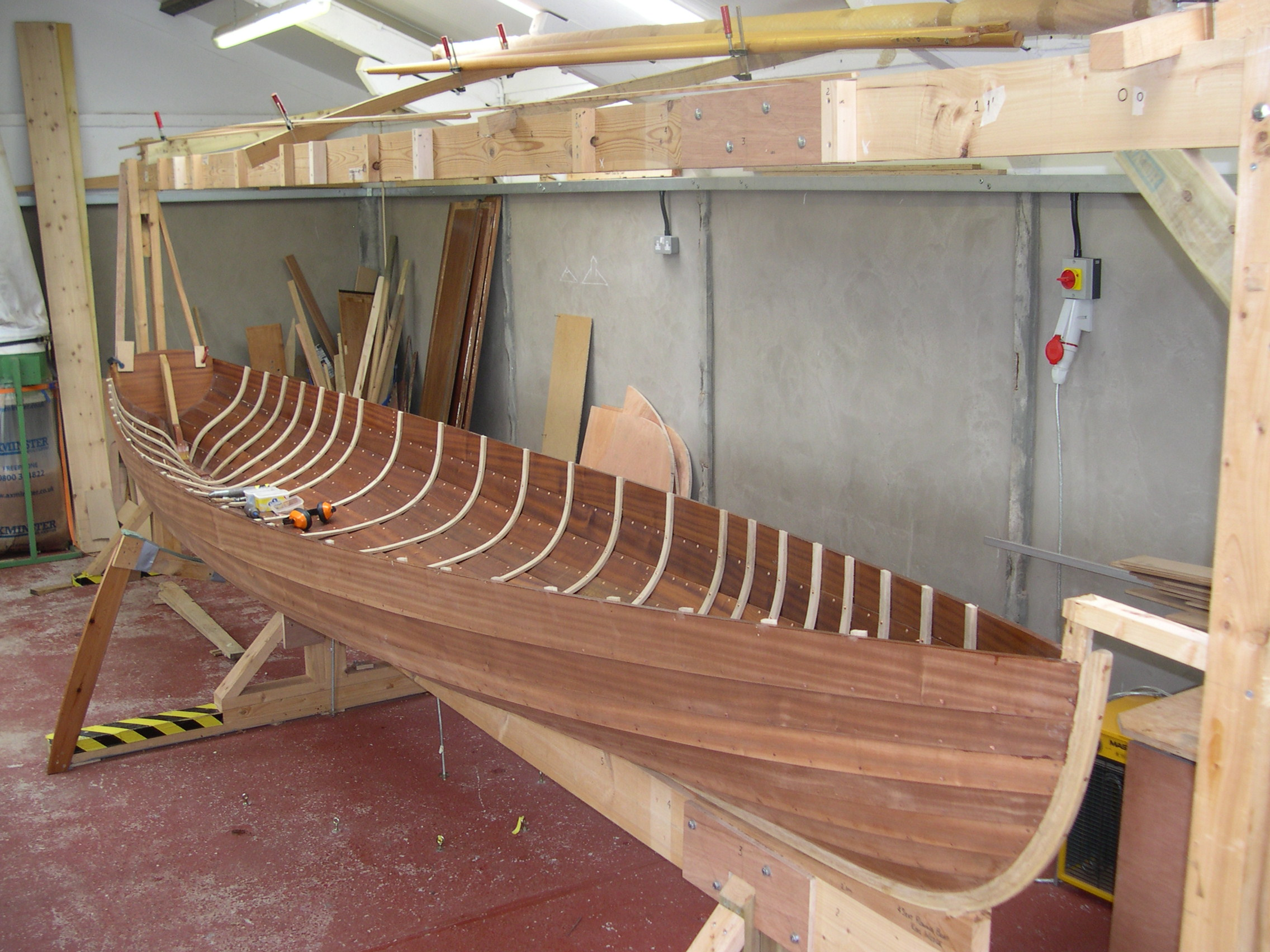 Clinker Building Products : General « good wood boat company